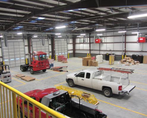Southeastern Freight Lines - Shop Memphis, TN